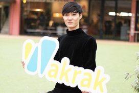 Wakrak株式会社  谷口 怜央